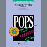 Download Nino Rota The Godfather (arr. Robert Longfield) - Viola sheet music and printable PDF music notes