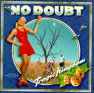 No Doubt, Just A Girl, Easy Guitar Tab