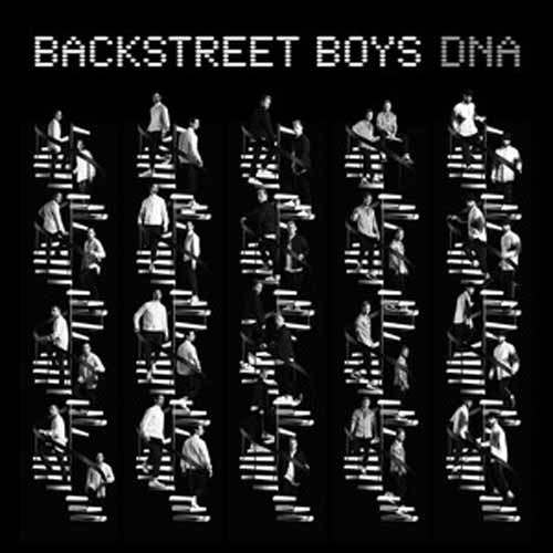 Backstreet Boys, No Place, Piano, Vocal & Guitar (Right-Hand Melody)