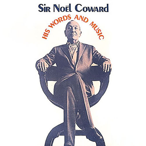 Noel Coward, London (Is A Little Bit Of All Right), Piano, Vocal & Guitar (Right-Hand Melody)