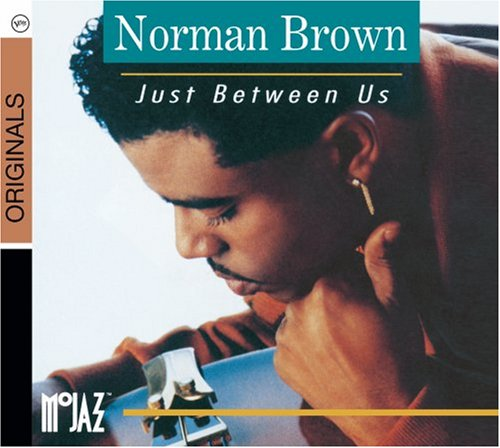 Norman Brown, Just Between Us, Easy Piano