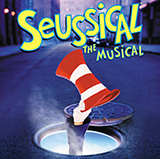 Download Lynn Ahrens and Stephen Flaherty 'Notice Me, Horton (from Seussical The Musical)' printable sheet music notes, Broadway chords, tabs PDF and learn this Piano & Vocal song in minutes
