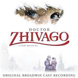 Download Lucy Simon, Michael Korie & Amy Powers 'Now (from Doctor Zhivago: The Broadway Musical)' printable sheet music notes, Broadway chords, tabs PDF and learn this Piano & Vocal song in minutes