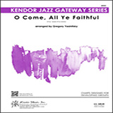 Download Gregory Yasinitsky O Come, All Ye Faithful - 1st Tenor Saxophone sheet music and printable PDF music notes