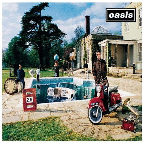 Oasis, Be Here Now, Guitar Tab