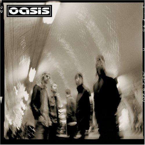 Oasis, Force Of Nature, Guitar Tab
