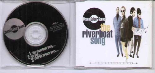 Ocean Colour Scene, Charlie Brown Says, Piano, Vocal & Guitar (Right-Hand Melody)