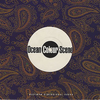 Ocean Colour Scene, Chelsea Walk, Piano, Vocal & Guitar (Right-Hand Melody)