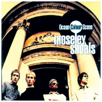 Ocean Colour Scene, Fleeting Mind, Piano, Vocal & Guitar (Right-Hand Melody)
