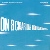 Download Oscar Peterson 'On A Clear Day (You Can See Forever)' printable sheet music notes, Jazz chords, tabs PDF and learn this Piano Transcription song in minutes