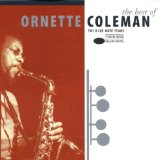 Download Ornette Coleman 'Blues Connotation' printable sheet music notes, Blues chords, tabs PDF and learn this Piano song in minutes