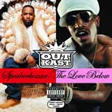 Download OutKast 'Love Hater' printable sheet music notes, Hip-Hop chords, tabs PDF and learn this Piano, Vocal & Guitar (Right-Hand Melody) song in minutes
