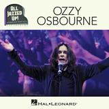 Download Ozzy Osbourne Paranoid [Jazz version] sheet music and printable PDF music notes