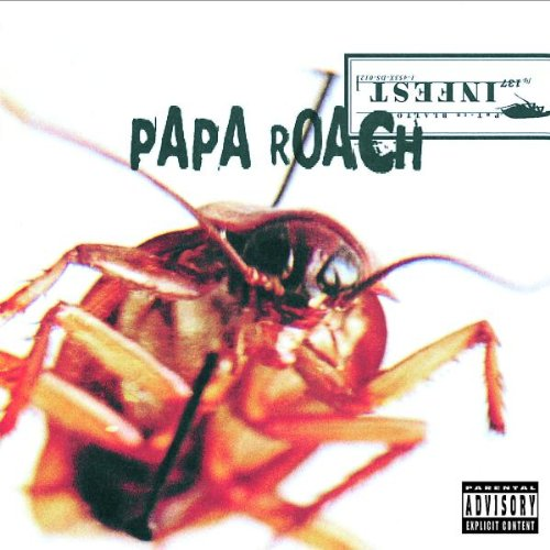 Papa Roach, Between Angels And Insects, Bass Guitar Tab