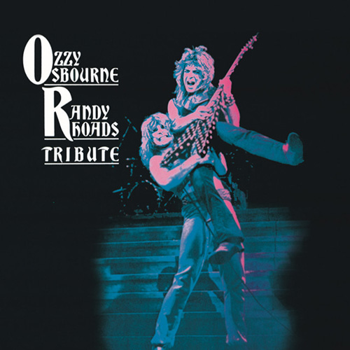 Ozzy Osbourne, Paranoid, Guitar Tab