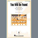 Download Pasek & Paul You Will Be Found (from Dear Evan Hansen) (arr. Audrey Snyder) sheet music and printable PDF music notes