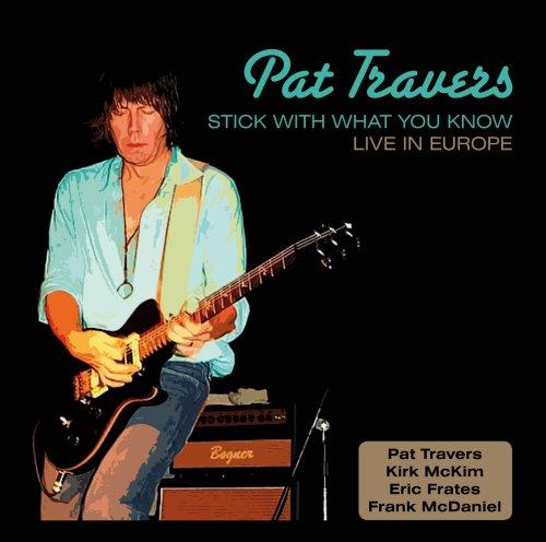 Pat Travers, Snortin' Whiskey, Guitar Tab Play-Along