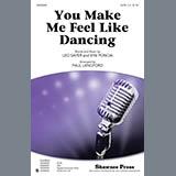 Download Paul Langford You Make Me Feel Like Dancing - Trumpet 1 sheet music and printable PDF music notes