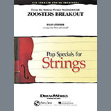 Download Paul Lavender Zoosters Breakout (from Madagascar) - Violin 1 sheet music and printable PDF music notes
