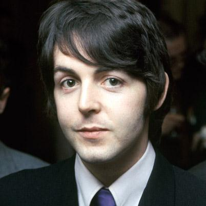 Paul McCartney, Home (When Shadows Fall), Piano, Vocal & Guitar (Right-Hand Melody)