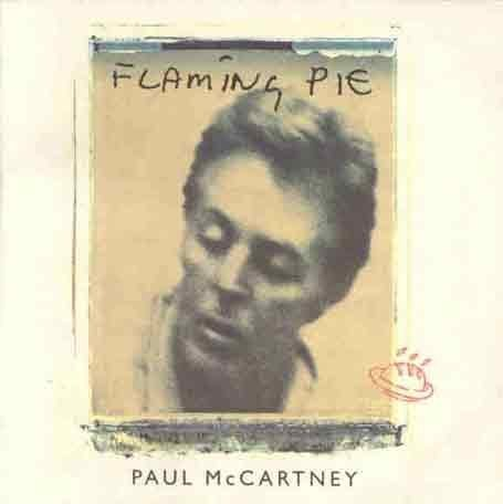 Paul McCartney, Somedays, Piano, Vocal & Guitar (Right-Hand Melody)