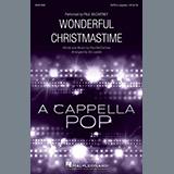 Download Paul McCartney Wonderful Christmastime (arr. Ed Lojeski) sheet music and printable PDF music notes