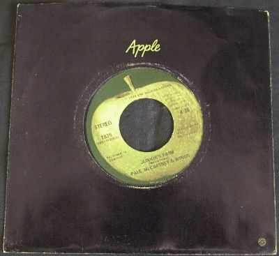 Paul McCartney & Wings, Junior's Farm, Piano, Vocal & Guitar (Right-Hand Melody)