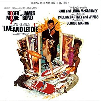 Paul McCartney & Wings, Live And Let Die, Piano, Vocal & Guitar (Right-Hand Melody)