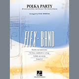 Download Paul Murtha Polka Party - Pt.3 - Bb Tenor Saxophone sheet music and printable PDF music notes