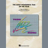 Download Paul Murtha The Most Wonderful Time of the Year - Trombone 4 sheet music and printable PDF music notes