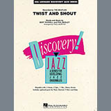 Download Paul Murtha Twist and Shout - Bb Clarinet 1 sheet music and printable PDF music notes