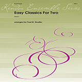 Download Paul Stouffer Easy Classics For Two sheet music and printable PDF music notes