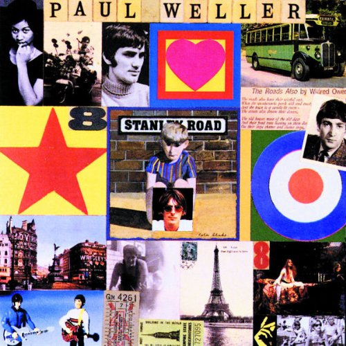Paul Weller, The Changingman, Piano, Vocal & Guitar (Right-Hand Melody)