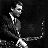 Download Stan Getz 'Pennies From Heaven' printable sheet music notes, Standards chords, tabs PDF and learn this Alto Sax Transcription song in minutes