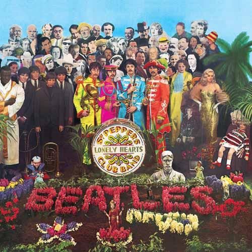 The Beatles, Penny Lane, Melody Line, Lyrics & Chords