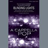 Download Pentatonix Blinding Lights (arr. Mark Brymer) sheet music and printable PDF music notes