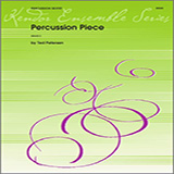 Download Petersen 'Percussion Piece - Percussion 1' printable sheet music notes, Concert chords, tabs PDF and learn this Percussion Ensemble song in minutes