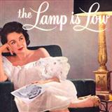 Download Peter De Rose The Lamp Is Low sheet music and printable PDF music notes