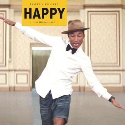 Pharrell, Happy, Viola