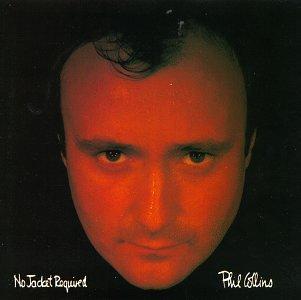 Phil Collins, One More Night, Lyrics & Chords
