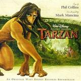 Download Phil Collins You'll Be In My Heart (from Walt Disney's Tarzan) sheet music and printable PDF music notes