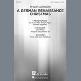 Download Philip Lawson A German Renaissance Christmas (Choral Collection) sheet music and printable PDF music notes