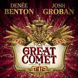 Download Josh Groban 'Pierre & Natasha' printable sheet music notes, Broadway chords, tabs PDF and learn this Piano & Vocal song in minutes