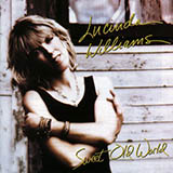 Download Lucinda Williams Pineola sheet music and printable PDF music notes