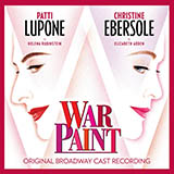 Download Christine Ebersole 'Pink (from War Paint)' printable sheet music notes, Broadway chords, tabs PDF and learn this Vocal Pro + Piano/Guitar song in minutes