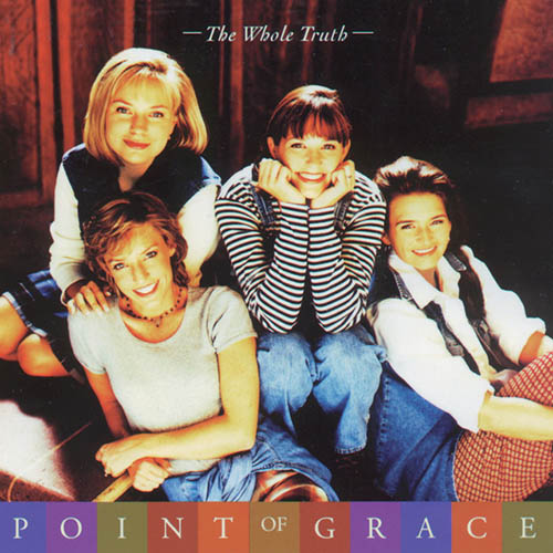 Point Of Grace, House That Mercy Built, Piano, Vocal & Guitar (Right-Hand Melody)