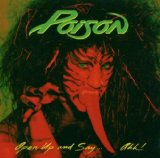 Download Poison 'Your Mama Don't Dance' printable sheet music notes, Metal chords, tabs PDF and learn this Melody Line, Lyrics & Chords song in minutes