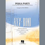 Download Paul Murtha 'Polka Party - Pt.5 - Eb Baritone Saxophone' printable sheet music notes, Polka chords, tabs PDF and learn this Concert Band song in minutes