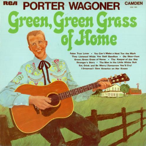 Green Green Grass Of Home sheet music