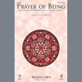 Download John Leavitt 'Prayer Of Being' printable sheet music notes, Sacred chords, tabs PDF and learn this SATB Choir song in minutes